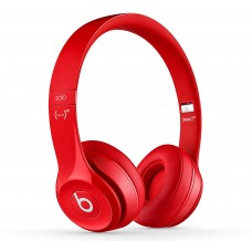 Beats by Dr. Dre Solo2 Cuffie On-Ear, Rosso (Rouge Brillant)