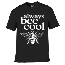 Bee Cool White Style shirt